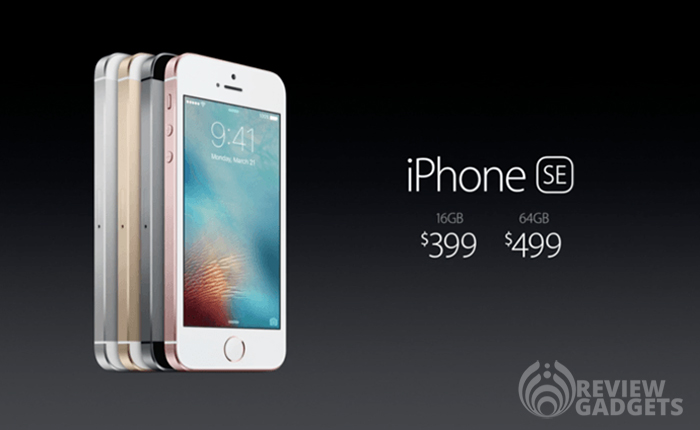 Apple iPhone SE price