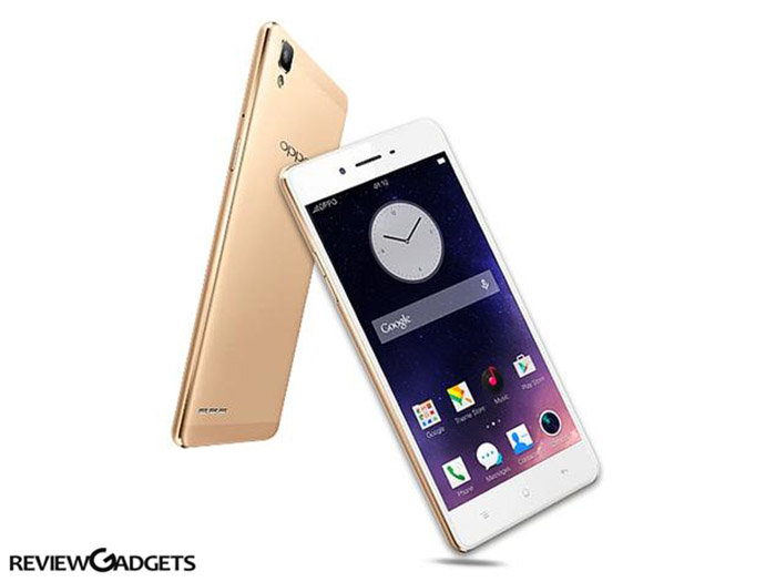 OPPO release its SELFIE EXPERT phone in India