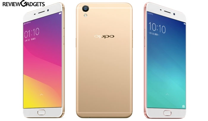 Oppo F1 plus Touch and Display