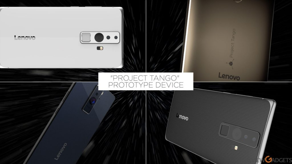 Moto Z and Lenovo Project Tango Phones Leaked