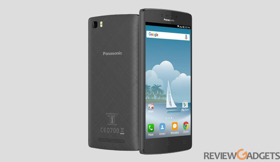 Panasonic P75 launched