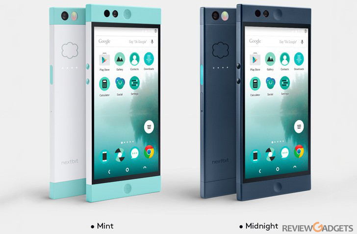 Nextbit Robin Cloud-Based Smartphone