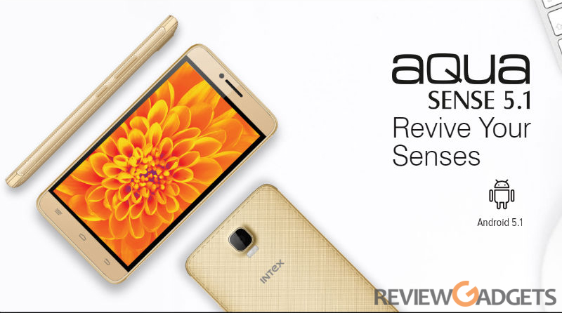 Intex Aqua Sense 5.1 launched