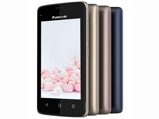 Panasonic launches smartphone T44 Lite at Rs 3199