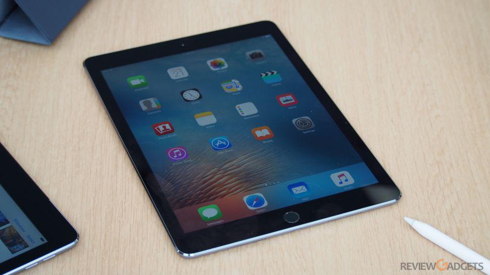 iPad Pro 2 images leaked