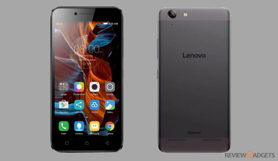 Lenovo k5 note India launch set for Wednesday