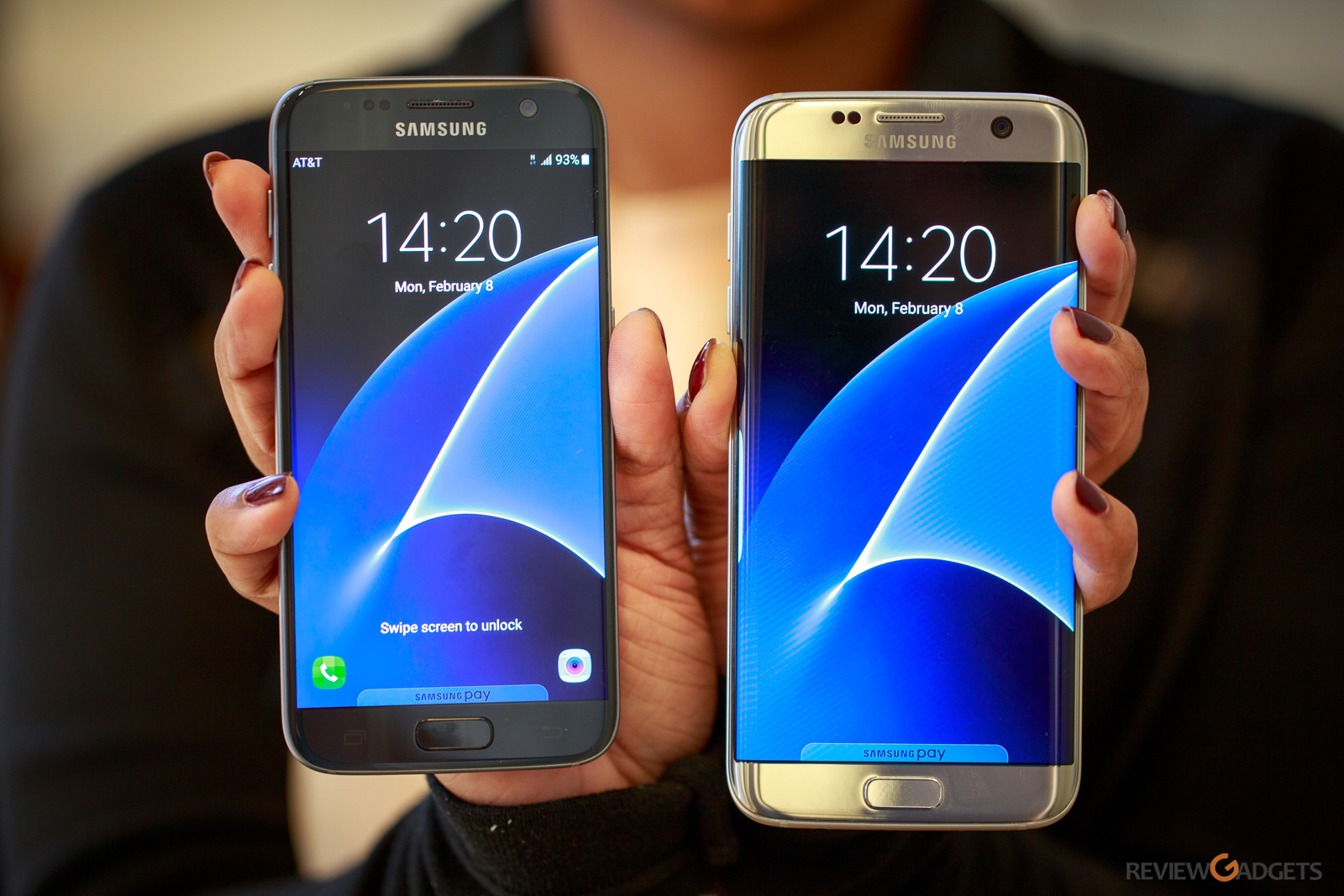 Galaxy S7, Galaxy S7 Edge – A lead for Samsung over Apple