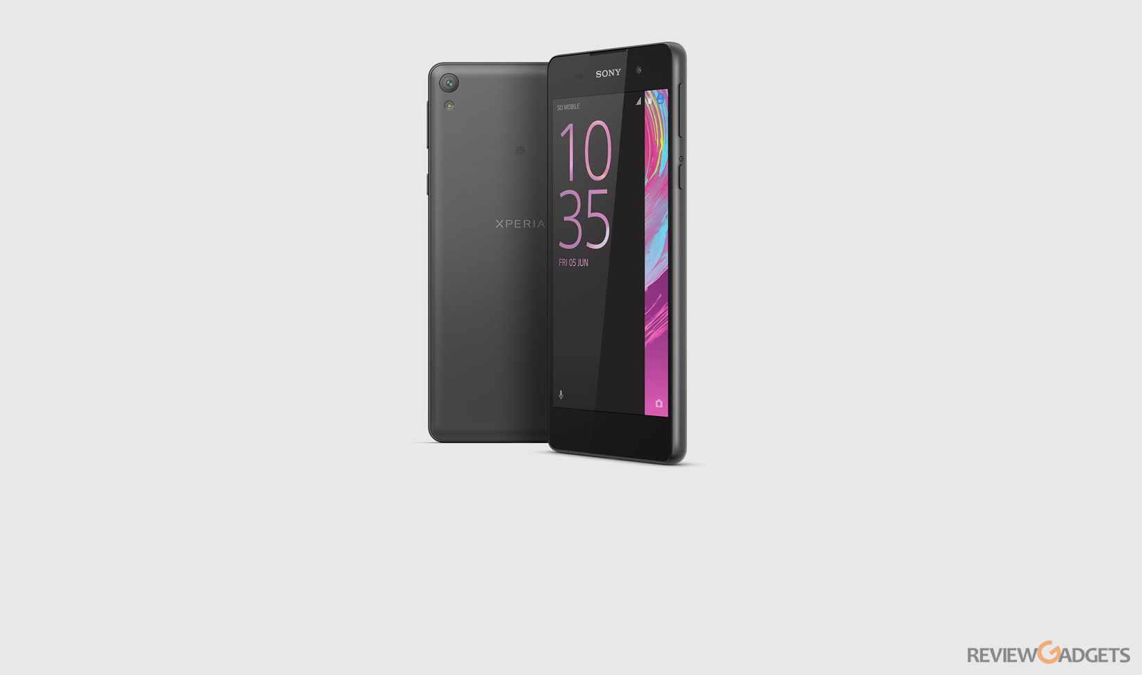 Sony Xperia E5 Specifications and Features