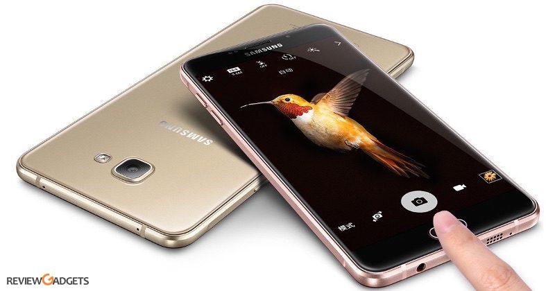 Samsung Galaxy C5 flaunts a 5.2 inch full HD display