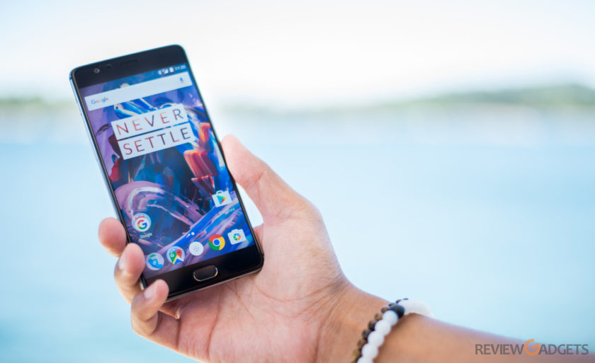 OnePlus 3 dropped from 750 Feet Height
