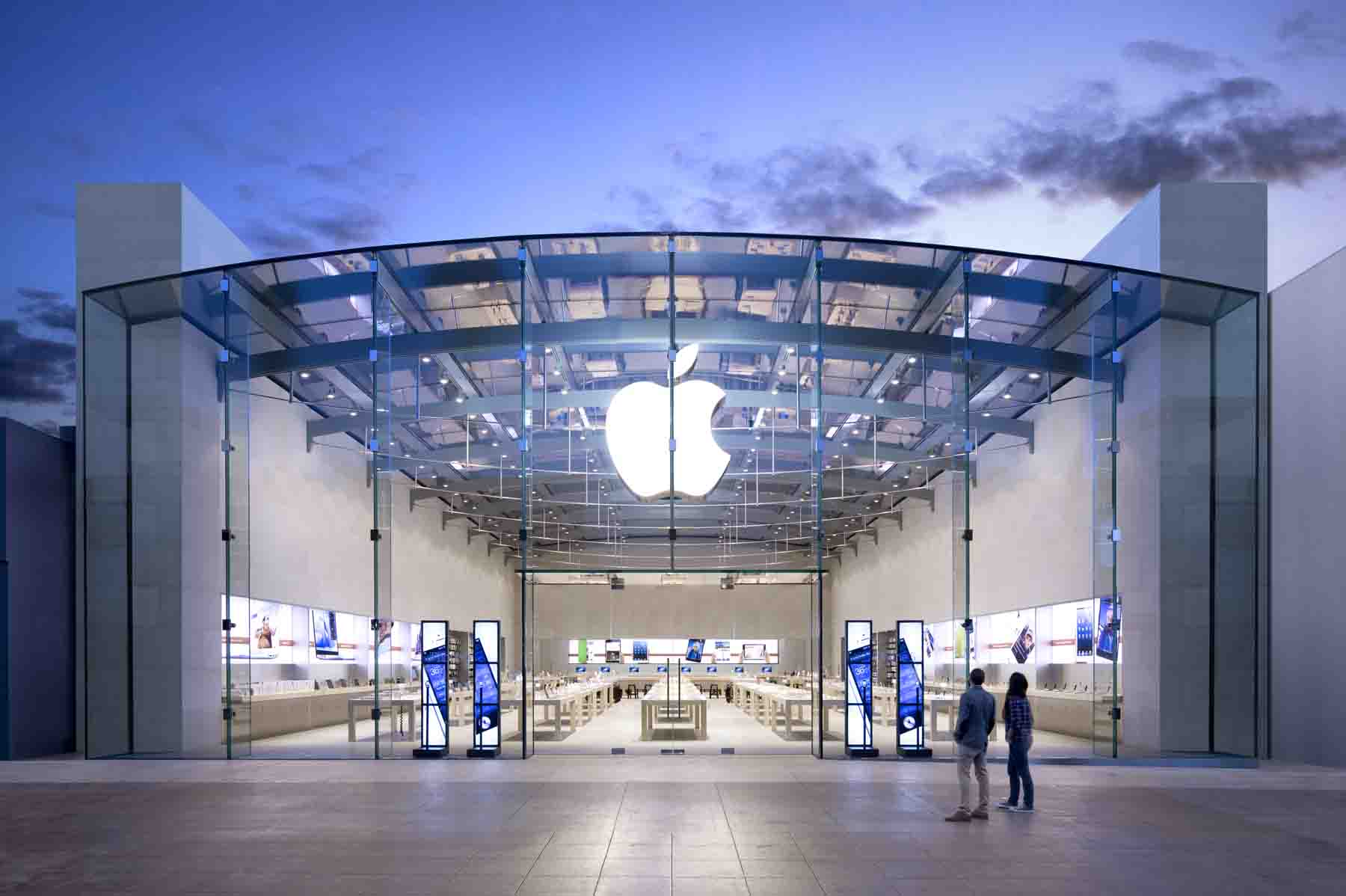 Apple Stores will now be called only 'Apple'