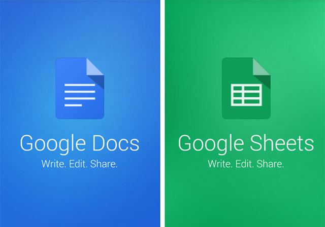 Google Slides, Sheets and Docs Apps for iOS Get Multitasking Support
