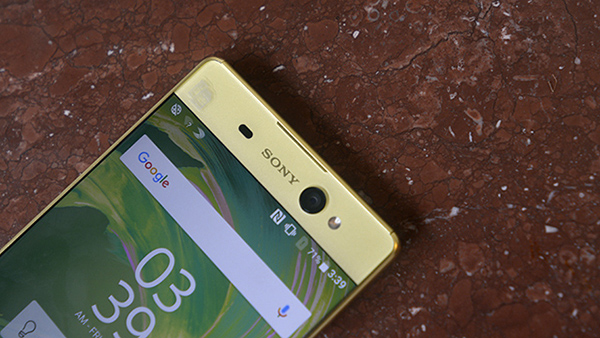 The front facing camera of Sony Xpria XA Ultra is 16 megapixels