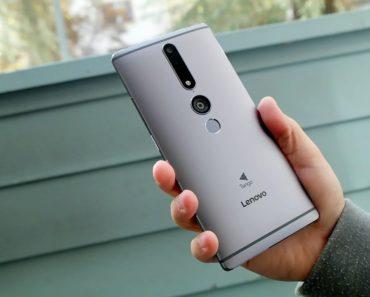 Tango smartphone Lenovo Phab 2