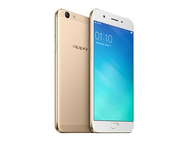 Oppo has unveiled an upgraded variant of Oppo F1s