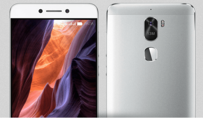 LeEco and Coolpad have launched Dubbed Cool Changer 1C