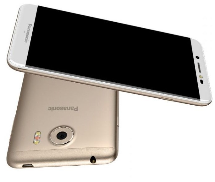 Panasonic unveiled the P88 smartphone in India on Wednesday