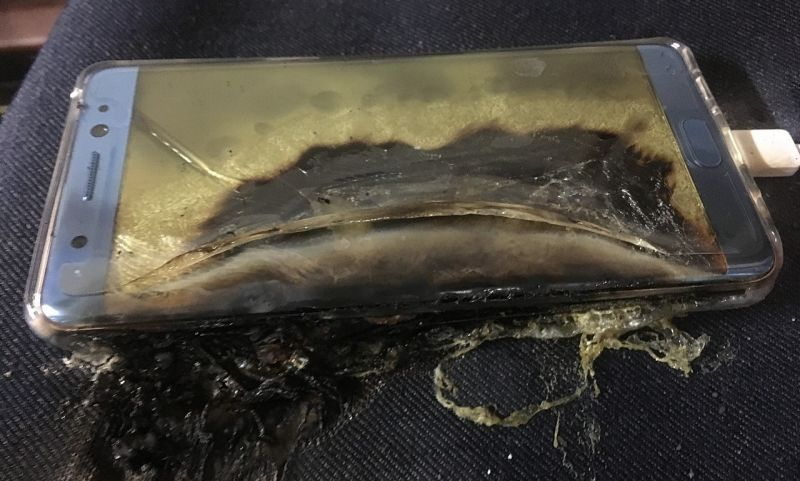 Samsung has allegedly found the reason behind the Samsung Galaxy Note 7 Explosion