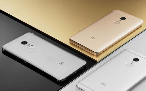 Xiaomi Redmi Note 4X smartphone leaked online