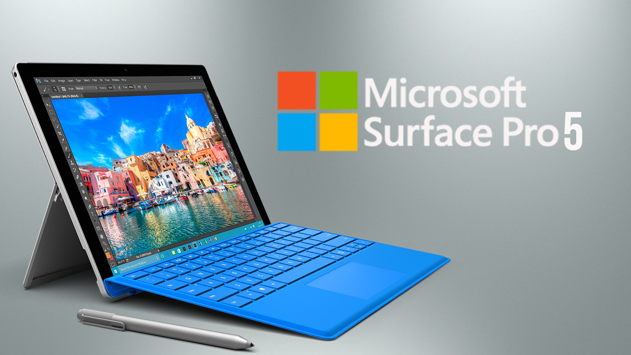 Microsoft Surface Pro 5 tablet set to unveil in Q1 2017
