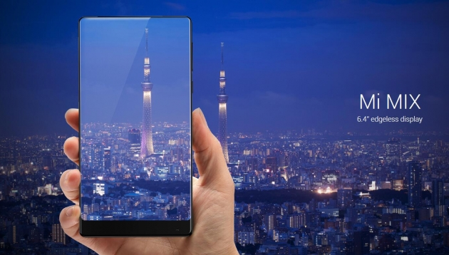 Be the first one to book the expected Xiaomi Mi Mix2 Smartphone