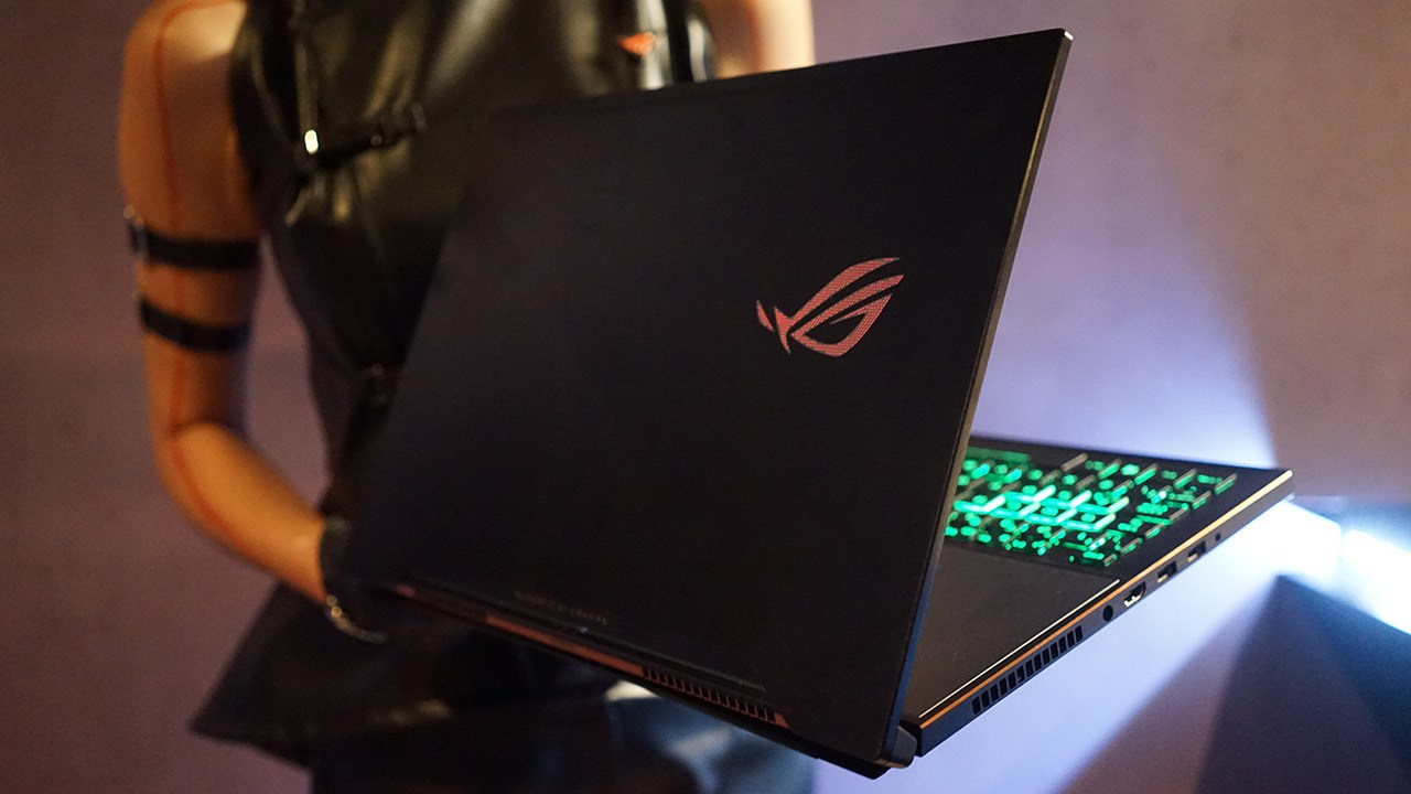 ASUS announced the slimmest laptop in the world Asus ROG Zephyrus