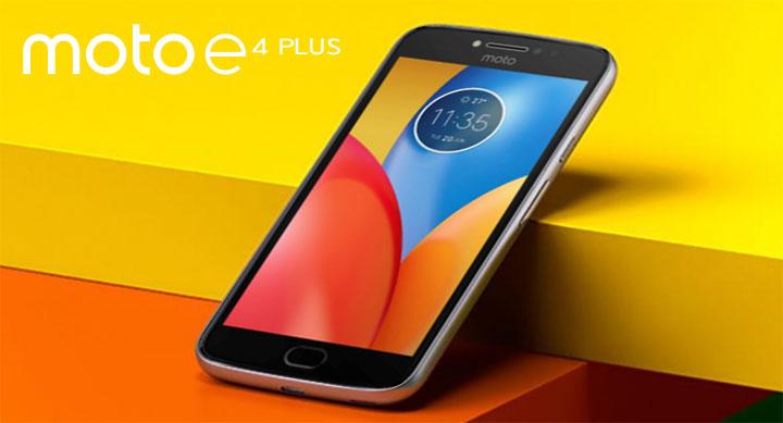 Motorola launching a 5000 mAh bettry phone- Moto E4 Plus