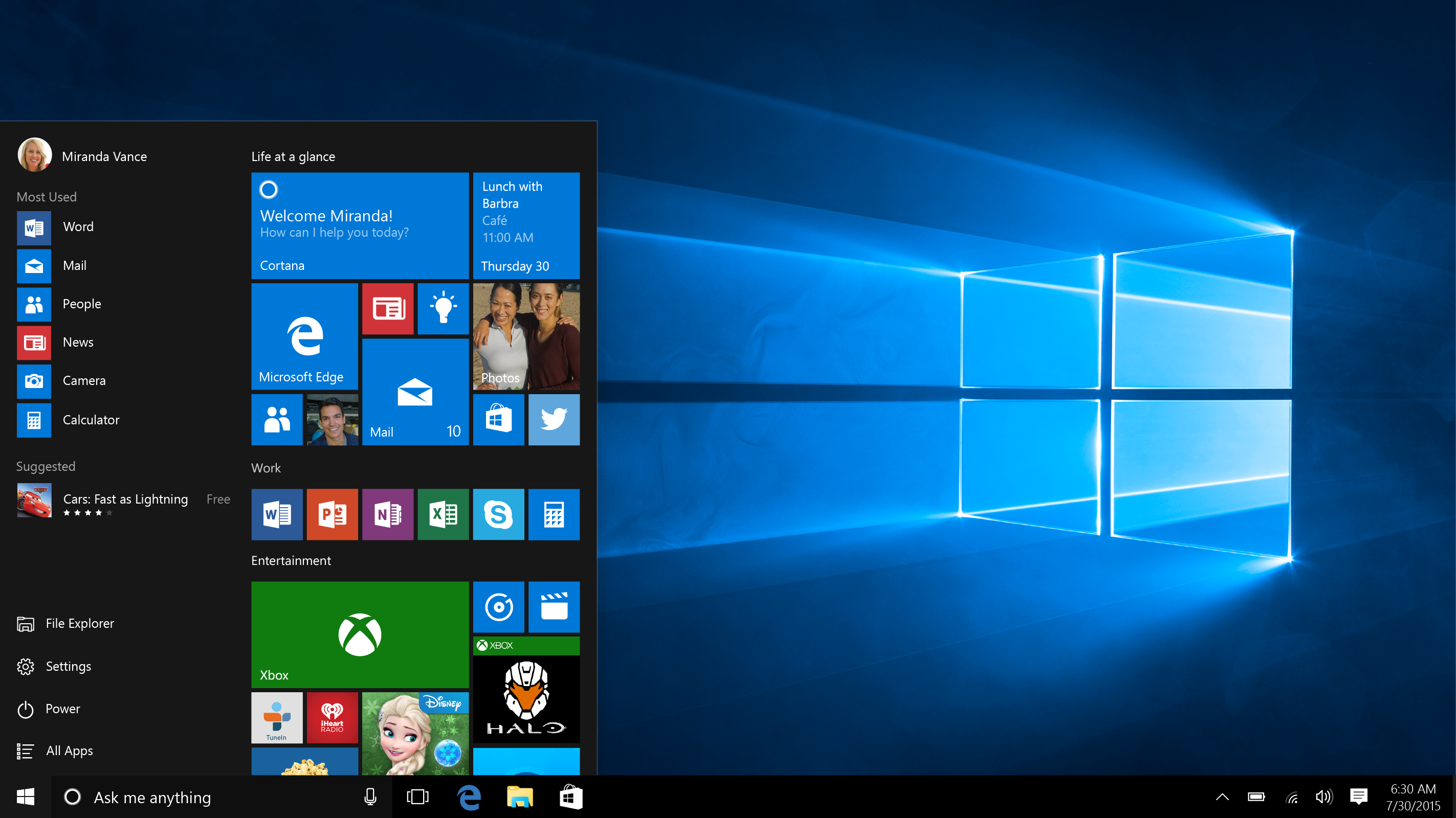 Microsoft-update-for-Windows -10