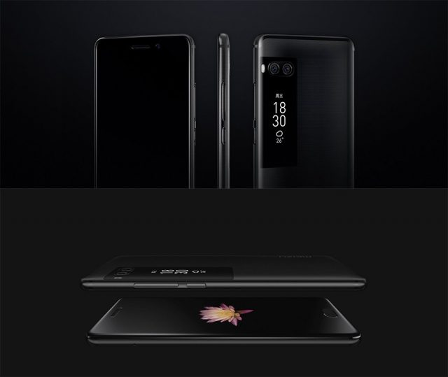 Meizu PRO 7 launched with two displays (5.7-inch -1.9-inch), 4GB RAM and Dual camera.