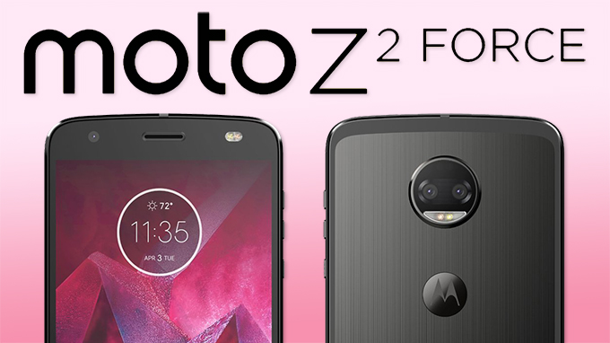 Reports show that Moto Z2 Force has smaller and thinner battery from Moto Z Force.