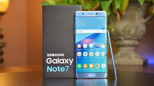 Samsung going to scrap Note 7 parts and rare metals after continuous complaints