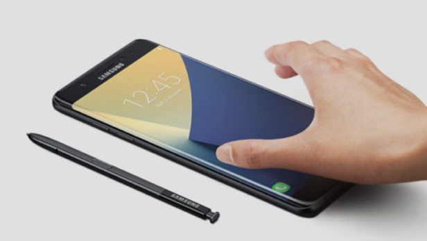 Leaked glance of Samsung Galaxy Note 8 S Pen Stylus