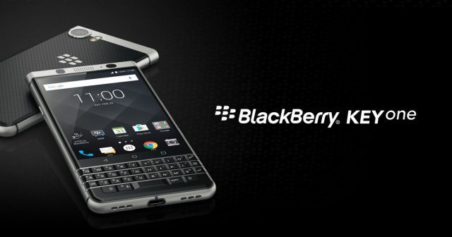 BlackBerry KeyOne might launch in India Today at Price of around Rs 40,000
