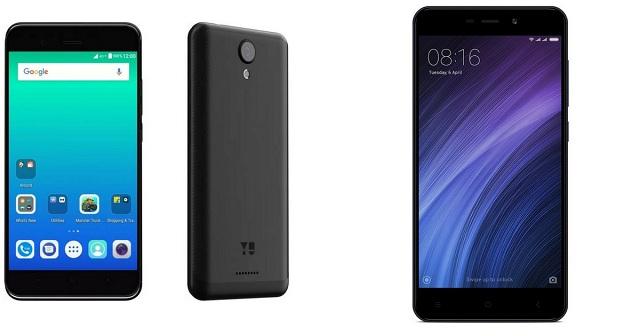 YU-Yunique-2-vs-Xiaomi-Redmi-4
