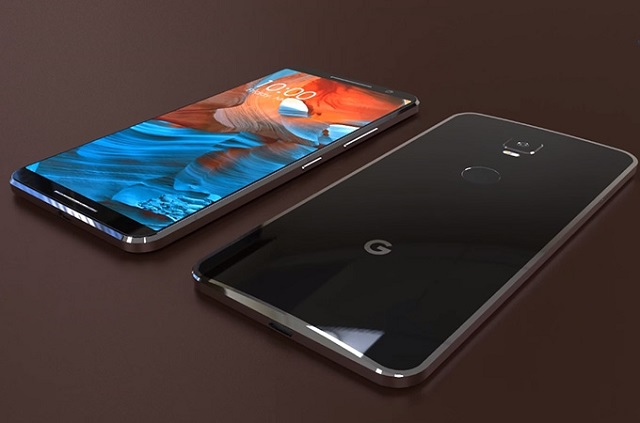 Google Pixel 2 XL Tipped to have 5.99 Inch Bezel less display & Android O