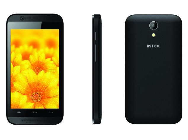Intex Launched its New Smartphone Intex Aqua Power 4 with Huge 4000 mAh Battery and 4G VoLTE Support