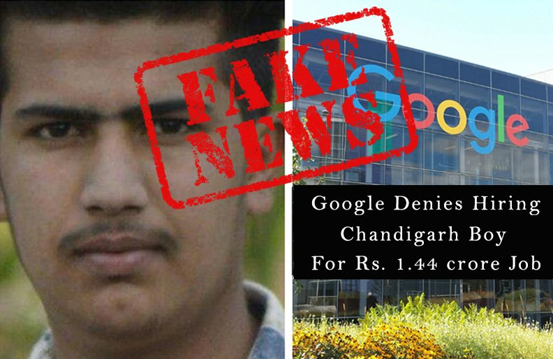 Google Hired a 16-year old Boy Is Nothing But a Huge Rumors Says Google