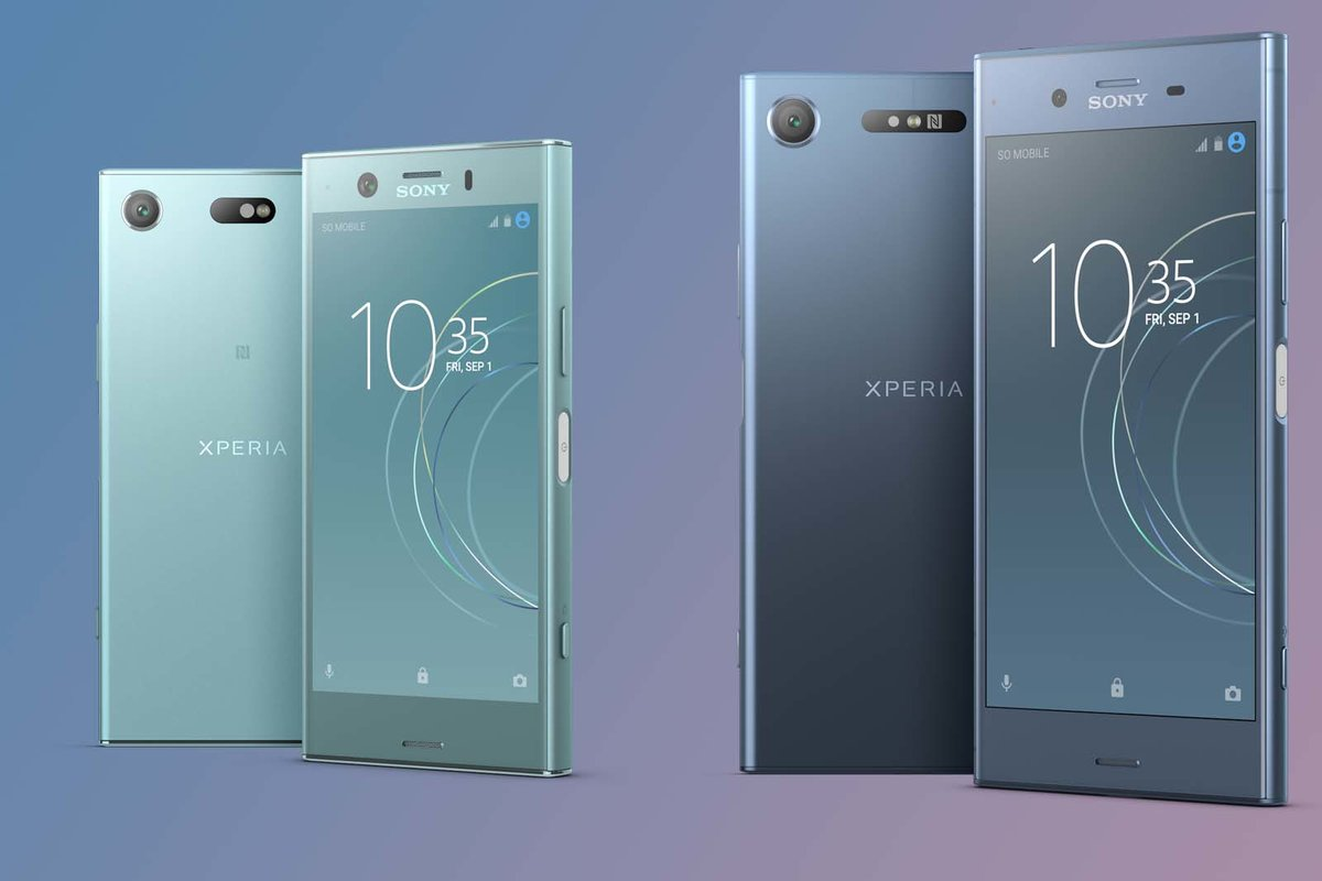 Sony to Launch Its New Xperia XZ1 Today