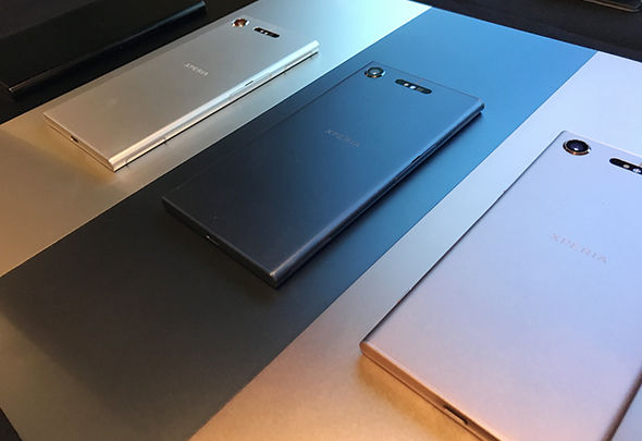 Sony to Launch Its New Xperia XZ1