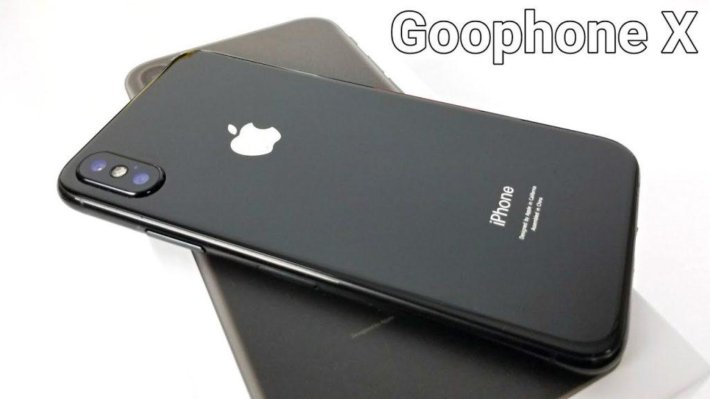 GooPhone X
