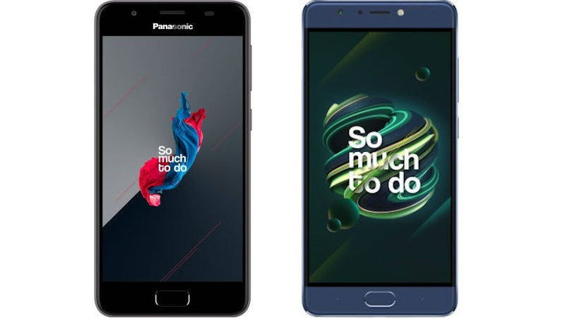 Panasonic to launch two budget smartphones